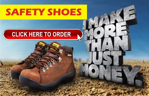 HILDAN SAFETY SHOES ICON