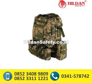 RA-04 - tas ransel motif army, ransel army import, ransel army bandung