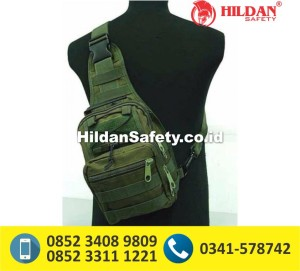SB-05 - swiss army sling bag target,army surplus sling bag,small army sling bag