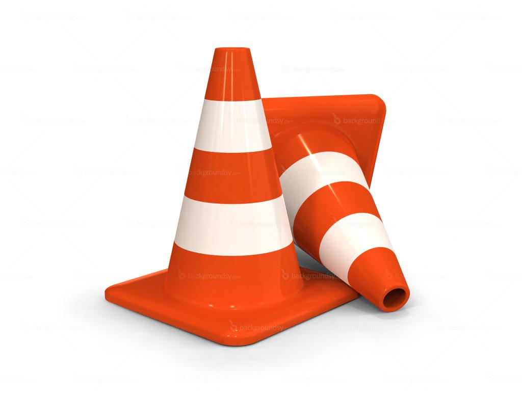 Kegunaan Traffic Cone